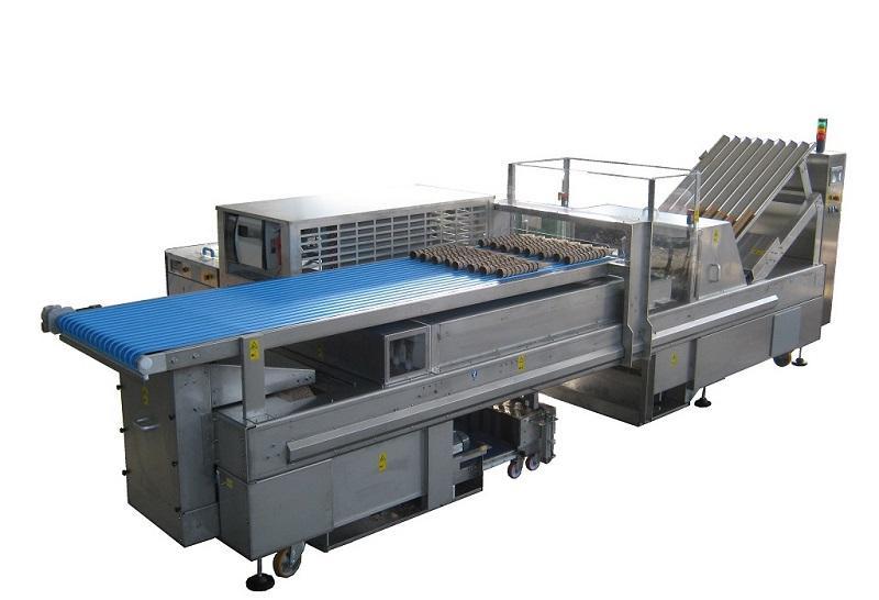 ENROBING MACHINE FOR CONES EM 208-4500