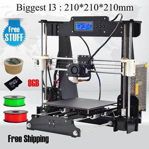 2015 shenzhen hot sell Home use large 3d printer cheapest desktop fdm 3d printer