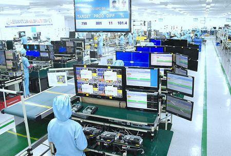STB/ Wifi Line 12Lines (STB 600Ksets, Wifi 100Ksets, Electric meter 200Ksets, RCU 150Ksets) and Mobile Phone 20Lines (550Ksets)