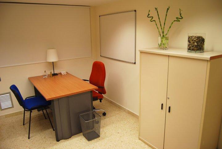 Consulta de psicología en el centro Psicorosselló en Barcelona