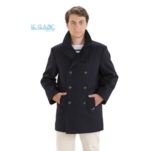 Le Glazik fabrique depuis 1928 en France ses authentiques cabans marins bretons, en drap de laine extra-lourd, comme les Gens de la Mer aimaient le porter.