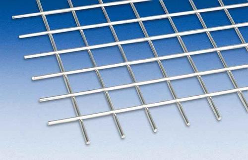 Spot-welded grid