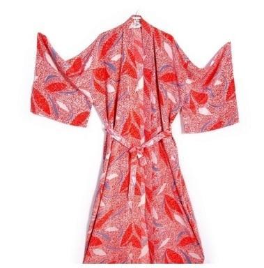 Kimono in seta