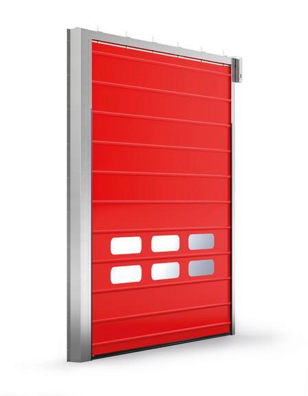 INCOLD Porta ad impachettamento rapido per esercizio a temperatura positiva comp