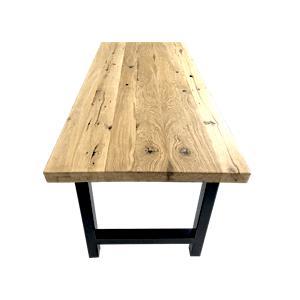 Table en vieux chêne massif