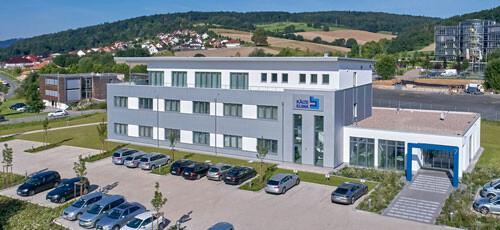 KÄLTE-KLIMA Firmenzentrale