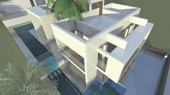 Vivienda de alto estanding en Sitges