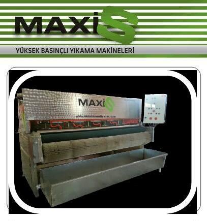 maxis imalatı olup isteğe göre makina üretimi yapılır