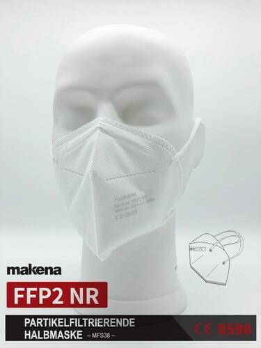 FFP 2 Atemschutzmasken