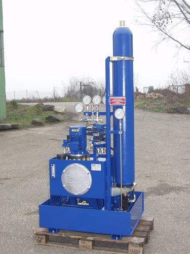 Hydraulikaggregat Standar