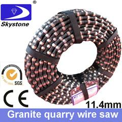 Diamond Wire for Granite and Marble Quarry