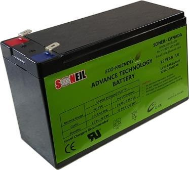 Environment friendly Advance Technology Battery (ATB) has been developed using a new patented chemistry which makes it the ideal replacement for Lead-Acid and VRLA batteries (GEL &AGM