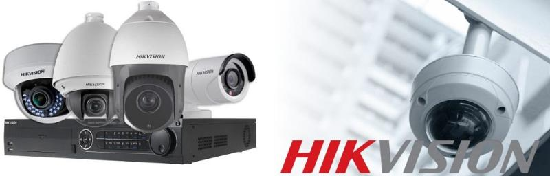 Security cameras, Dvr, Nvr, Ip and wireless cameras HikVision
