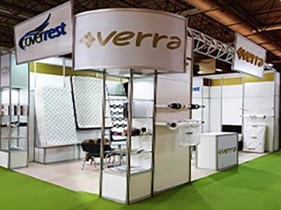 As Verra Ltd. We have attanded Sleep Well Expo 2015 Istanbul. 
