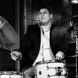 Drummer Martin Fečo