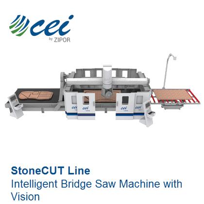 Stone Machinery - StoneCUT Line