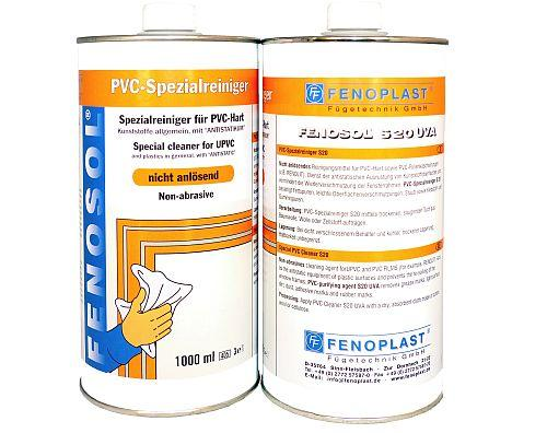 FENOSOL® S 20 UVA Cleaning agents PVC with No surface ingraining effect.
