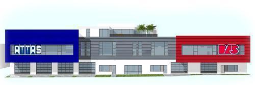 Unser neues Gebäude