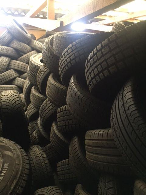 Part worn tyres, 1st class, 4.5 mm+