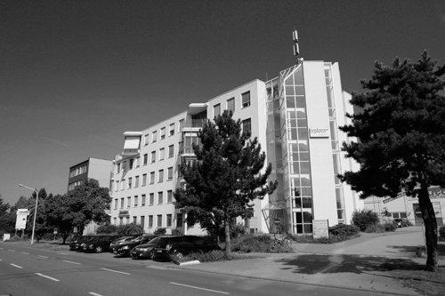 Hauptsitz in Darmstadt