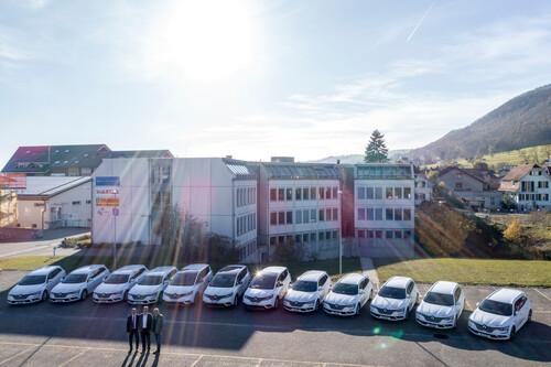 Siaxma Firmengebäude