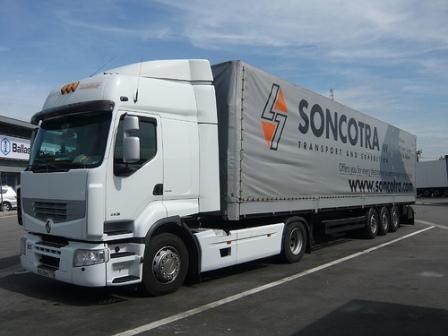 Soncotra Transport Truck 1
