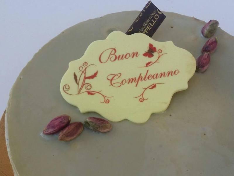 Targhette per torte - ITALDECOR LERCARA FRIDDI (PA) ITALIA