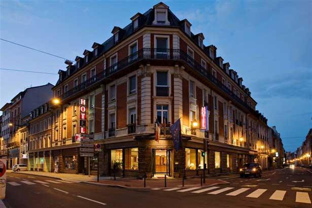 Hôtel Bristol extérieur