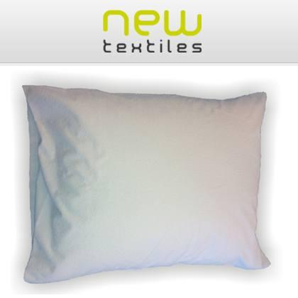 Bed Linen with the ability to inhibit the growth of bacteria and fungi in materials and next to skin.