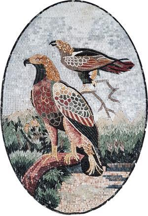 The Mosaic Falcon