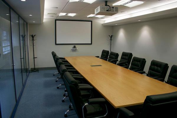 Boardroom Installation