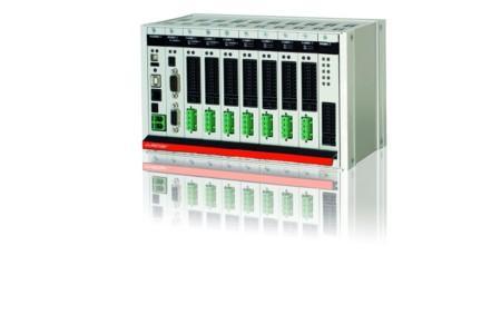 Frei programmierbarer Motion Controller (PMC) für Mehr-Achs-Schrittmotoranwendungen