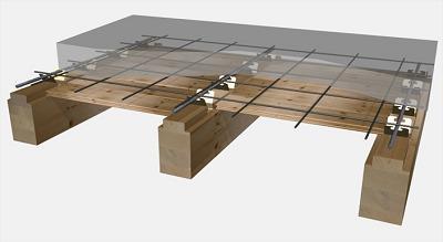 Sintesi - Costruzioni in legno Solaio Sintec