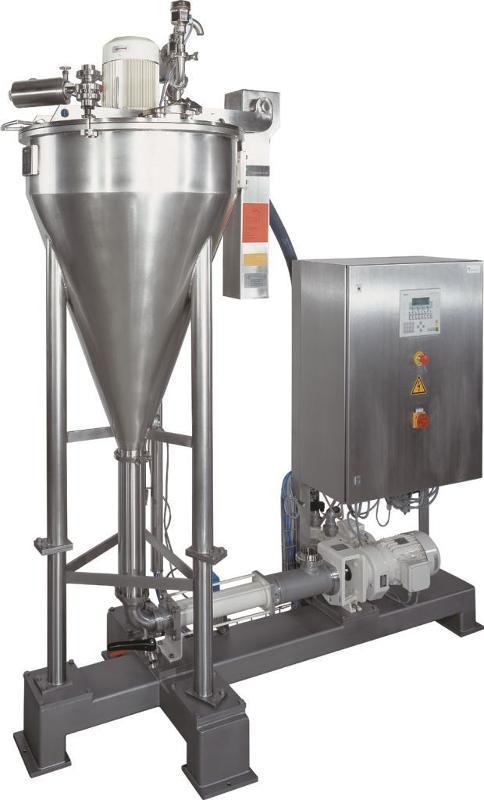Lors de la transformation en continu de produits à viscosité élevée se forment des bulles d'air et de gaz. Le procédé de l'équipement de désaération sous vide est la solution efficace et économique.