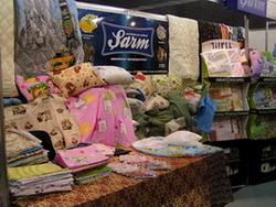 The products SARM SA bedclothes