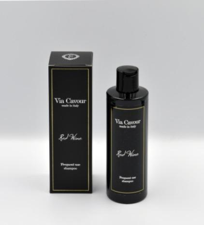 VIA CAVOUR COSMETICS - MADE IN ITALY Frequent Use Shampoo