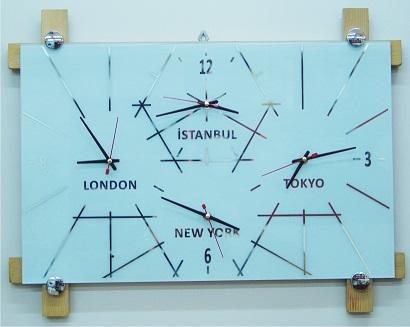 Deri-Ahşap duvar saatleri, ahşap-ayna-cam-plexiglass vb ürünlerden farklı imalatlar yapılmaktadırmirrior_wooden_wall_clock