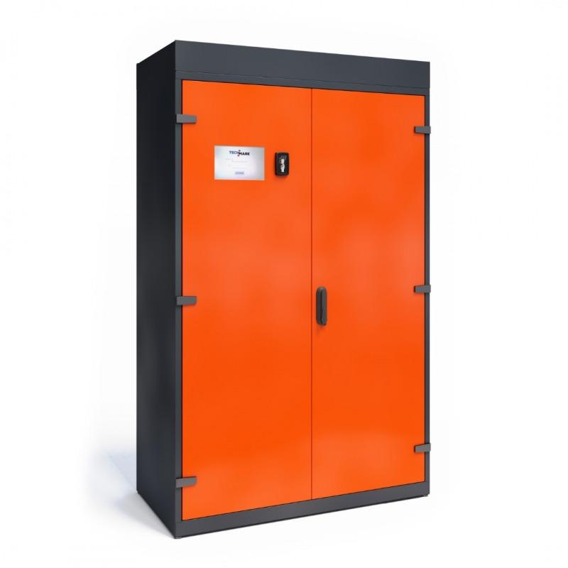 TECHCODE RFID cabinet with registration of resources
