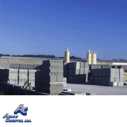 Prefabricated concrete products - Aglou Cimentos