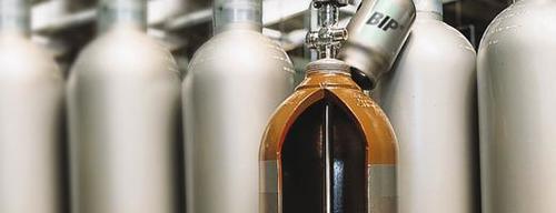BIP® Gasflasche mit Filter