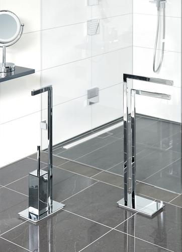 WC-Bürste Handtuchständer