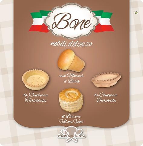 Semilavorati per pasticceria - Pasta Frolla, Pasta Sfoglia e Babà