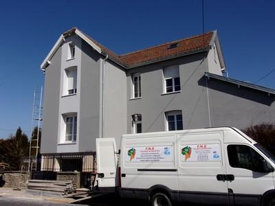 F.N.E. Isolation thermique façade Meuse Verdun www.facadesdunordest.fr