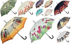 Parasole, Regenschirme, Umbrellas