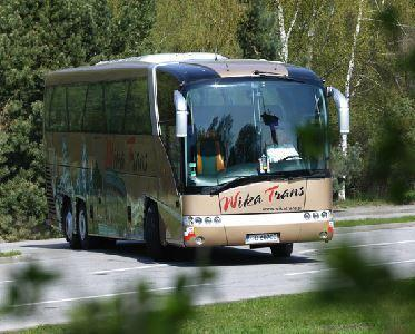 Excellent bus with full equipment.