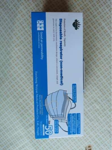 Mundschutz Maske 3-Lagig Masken