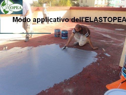 Applicazione Elastopea