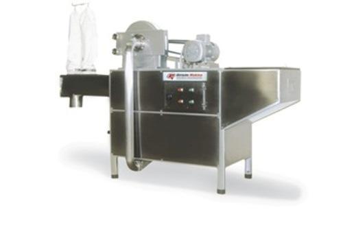 Capacite: 200 kg/heur Produit de sucre poudre par le traitement de sucre dans la forme plus mince pour une utilisation dans la production de plaquettes et de chocolat.