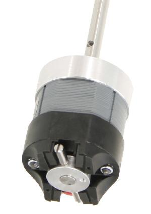 The rotary solenoids from Kendrion are used for sorting, locking or switching.