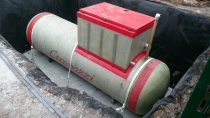 Производство подземных, одностенных двухстенных резервуаров для нефтепродуктов.